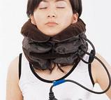 Надувной ортопедический воротник для шеи Ting Pai, подушка для шеи, фиксатор для шеи ОПТ, фото 5