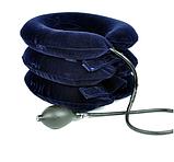 Надувной ортопедический воротник для шеи Ting Pai, подушка для шеи, фиксатор для шеи ОПТ, фото 6