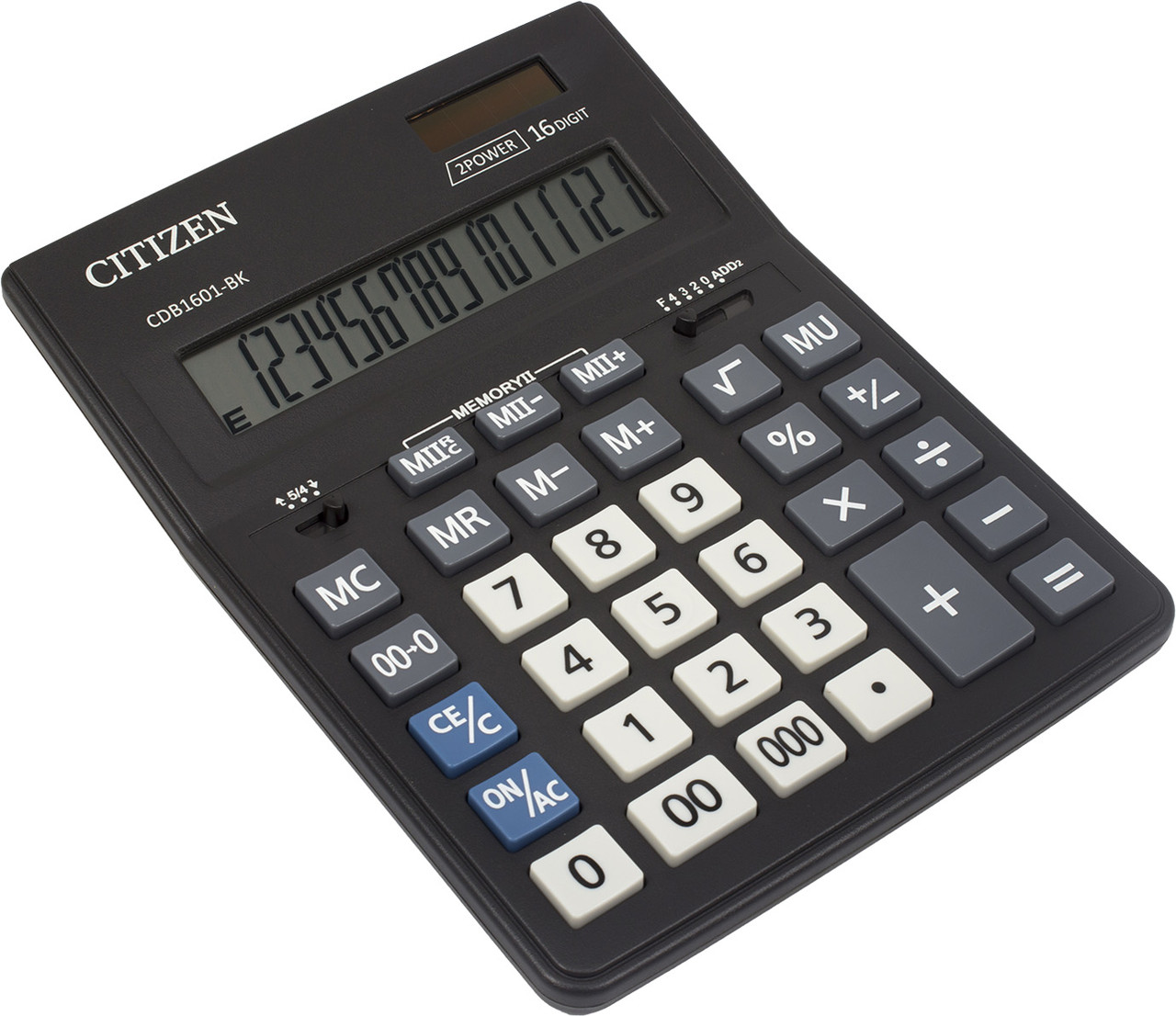 "Калькулятор ""Citizen"" №CDB1601-BK"