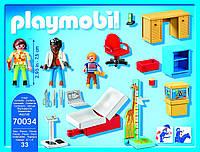 Плеймобил клініка PLAYMOBIL Pediatrician's
