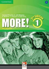 Рабочая тетрадь More! 2nd Edition 1 Workbook