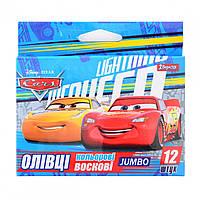 """Олівці воск. 12 кольор. """"1В"""" Jumbo №590122(30)"""