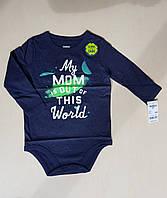 Carters Боди для мальчика на 18 месяцев