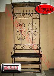 """Кованая мебель для прихожей  """"Маркиза"""""""