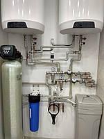 Монтаж и ремонт водопровода, разводка труб, прочистка канализации