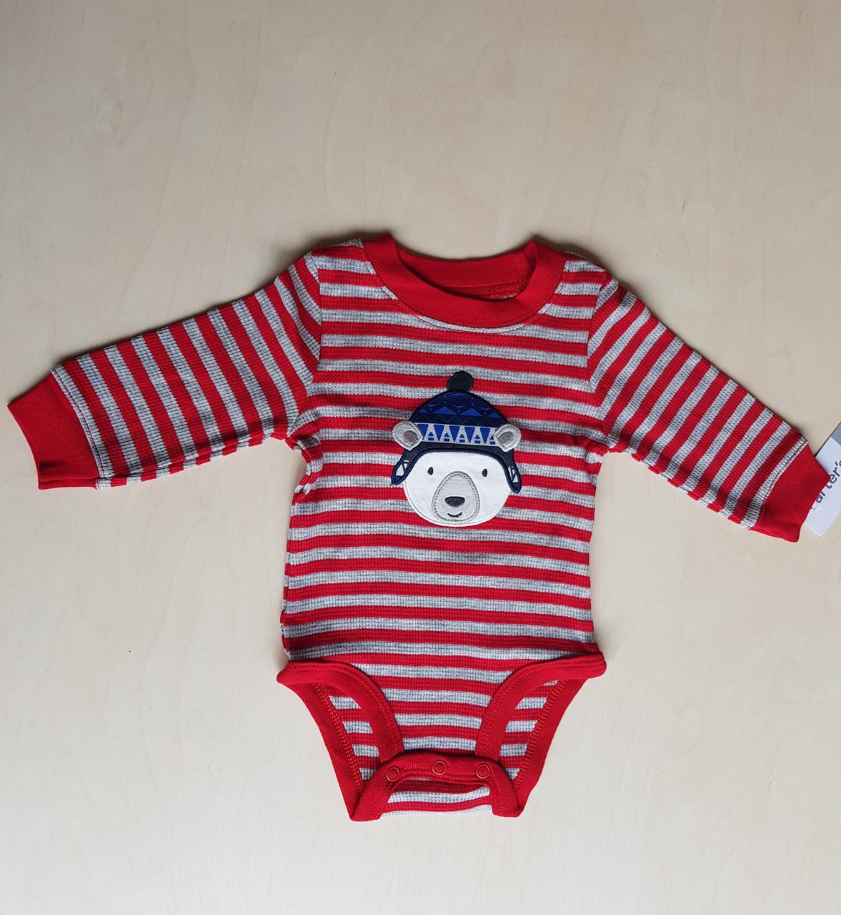 Carters Боди для мальчика на 3 месяцев