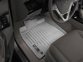 Ковры резиновые WeatherTech  Acura MDX 2007-2013 передние серые