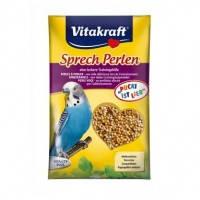 Vitakraft Sprech Perlen витаминизированная смесь для попугаев для стимулирования речи, 20г