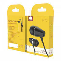 Навушники WUW R75 Black/White