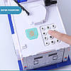 Электронная копилка-сейф с кодовым замком и отпечатком Машинка, фото 5