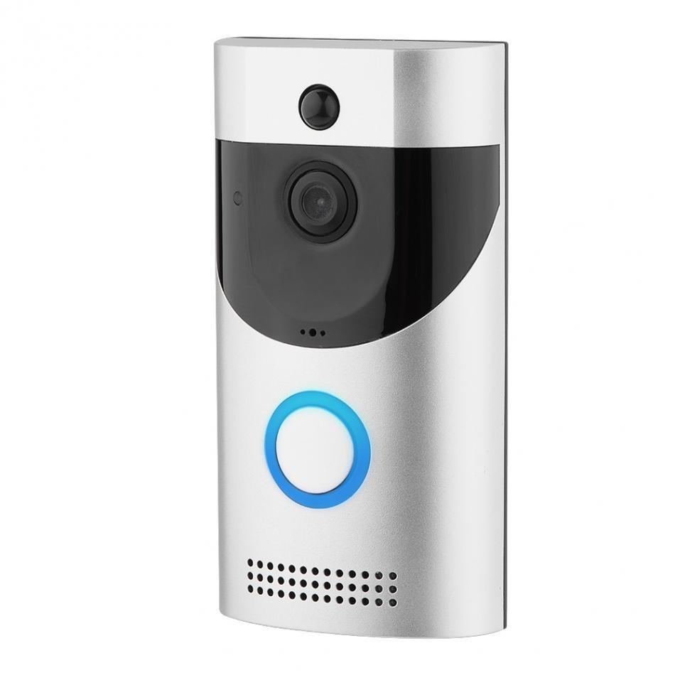 Домофон Noisy Smart Doorbell CAD B30 1080p с Wi-Fi Silver-Black (np2_0 2