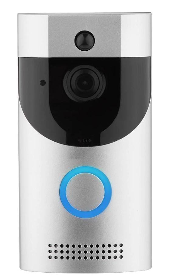 Домофон Noisy Smart Doorbell CAD B30 1080p с Wi-Fi Silver-Black (np2_0 3