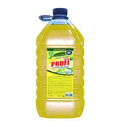 """Засіб універсальний для миття підлоги, плитки, стін """"Лимон"""" 5л ТМ Profi Team (якість Helper)"""