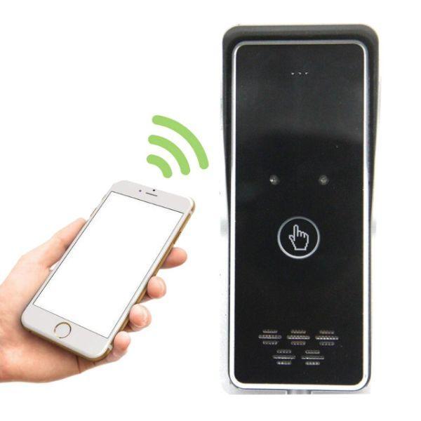 GSM домофон с дистанционным управлением электрозамком King Pigeon K6s  2
