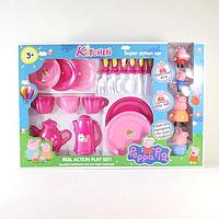 Игровой набор Свинка пеппа посудка