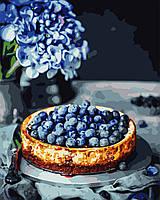 Художественный творческий набор, картина по номерам Ягодный пирог, 40x50 см, «Art Story» (AS0771), фото 1