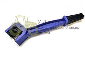 Щетка для чистки цепи мотоцикла/велосипеда   DVK