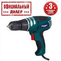 Шуруповерт сетевой ЗЕНИТ ЗШ-500 профи (500 Вт)