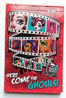Блокнот с мягкой обложкой Kite, Monster High, 48 листов