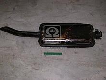 Глушнікі МТЗ, ЮМЗ короткий чорн. (L = 930 мм) (вир-во Білорусь) 60-1205015-А