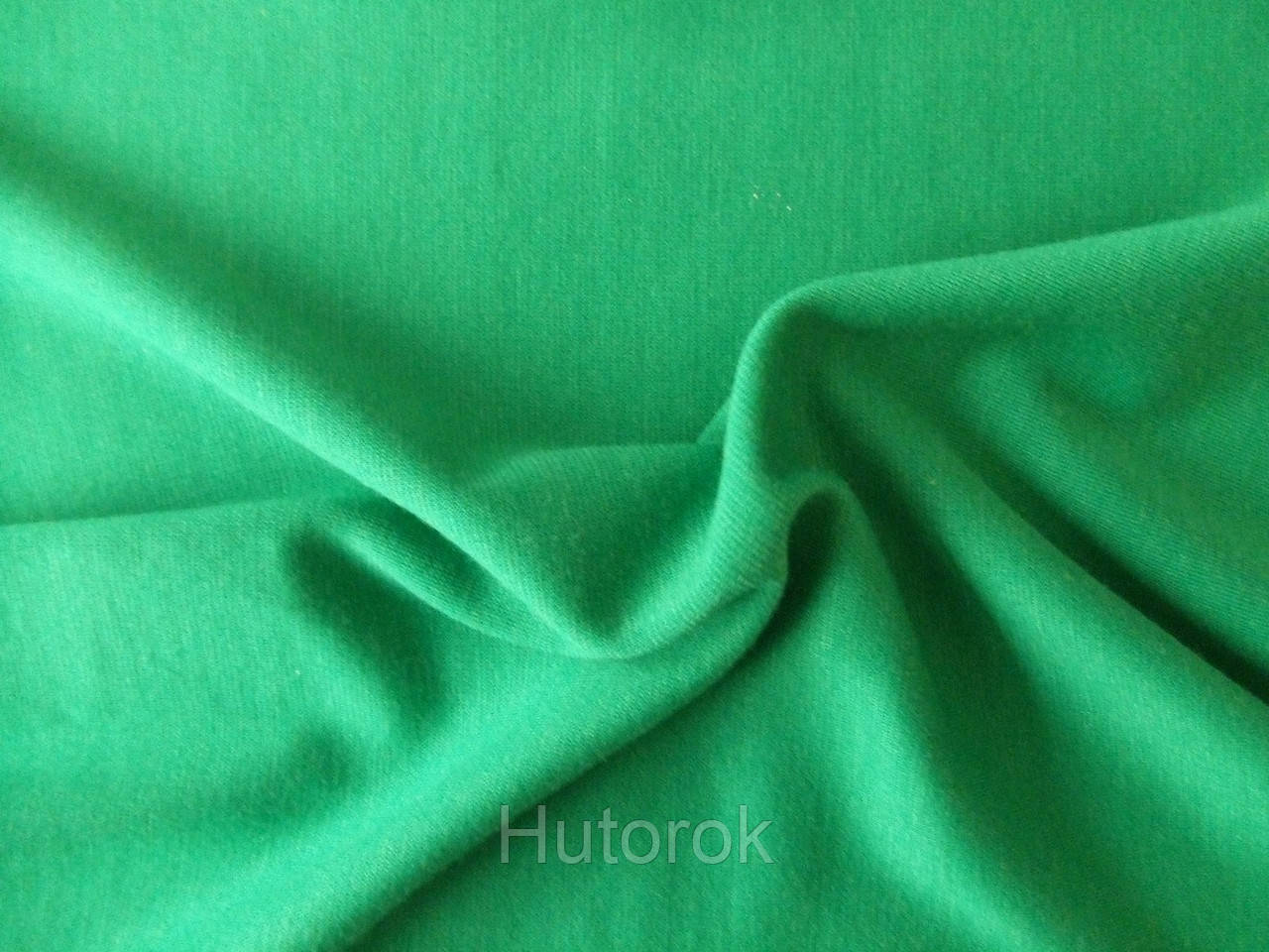 Французский трикотаж (зеленый)