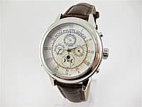 Часы Patek Philippe Sky Moon Tourbillon Silver/White/Brown. Replica: ААА., фото 1