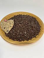 Шоколадные дропсы черные 250 г