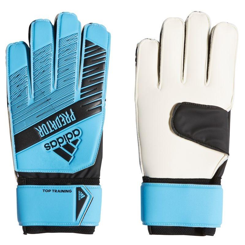 Вратарские перчатки adidas Predator Top Training. Оригинал (DN8576)