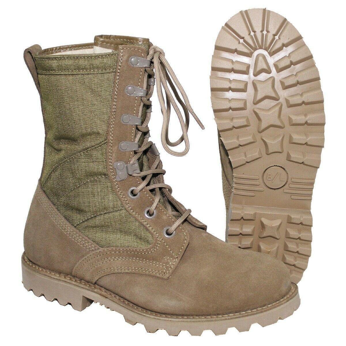 "Берцы  Brit. Desert Boots, khaki,""ITURRI"""