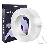 Багаторазова клейка стрічка Ivy Grip Tape 5м