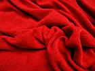 Трикотаж ангора арктика (красный), фото 2