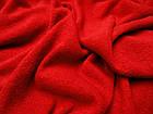 Трикотаж ангора арктика (красный), фото 3