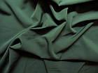 Креп костюмка Барби (зеленый темный), фото 2