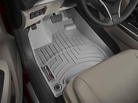 Ковры резиновые WeatherTech  Acura MDX 2014+ передние серые