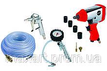 Набор для подкачки колес Einhell - 8 bar (10 шт.) Set 10