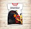 Платье-туника 3D Angry Birds Friends Взрослые и детские размеры