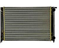 Радиатор охлаждения двигателя VW Passat 88- (пр-во NRF). 509505