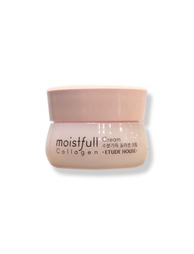 Крем для лица с коллагеном  Etude House Collagen Moistfull Cream, 10 мл