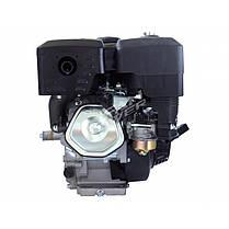 Двигатель газобензиновый Lifan LF177F BF (9 л.с., вал 25 мм, шпонка), фото 3