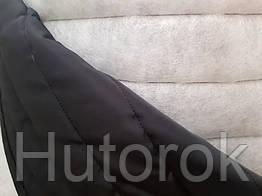 Плащевка на синтепоне (черный)