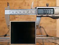 Труба алюминиевая 70х70х2,0мм АД31, фото 1