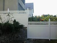 Пластиковый забор,пластиковое ограждение,беседки.