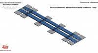 Весы автомобильные безфундаментные колейного типа АКСИС 40-12 К (6 датчиков) (практ.)