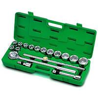 Инструмент для СТО, шиномонтажа TOPTUL  набор 17 едениц