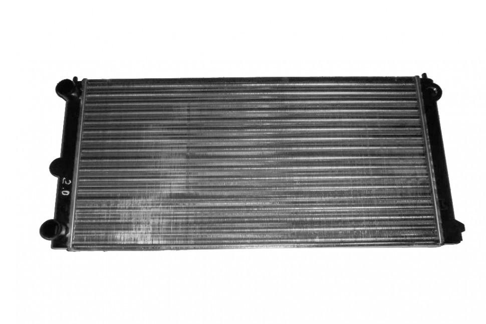 Радиатор охлаждения двигателя VW PASSAT3 MT/AT 88-93 VW2072 (Ava). VN2072 AVA COOLING