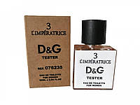 Dolce Gabbana Antology 3 L`Imperatrice - Cube Tester 50ml