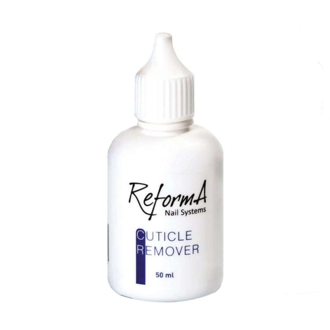 Средство для удаления кутикулы REFORMA Cuticle Remover, 50 мл