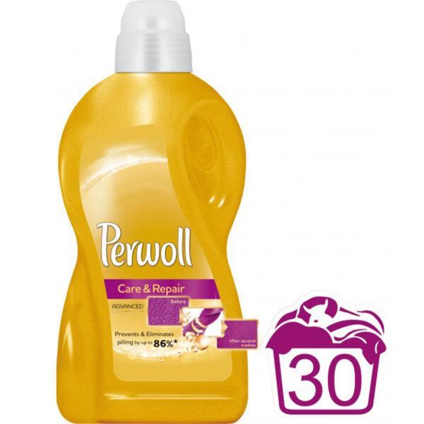 Средство для стирки Perwoll Advanced Care and Repair 1,8 л