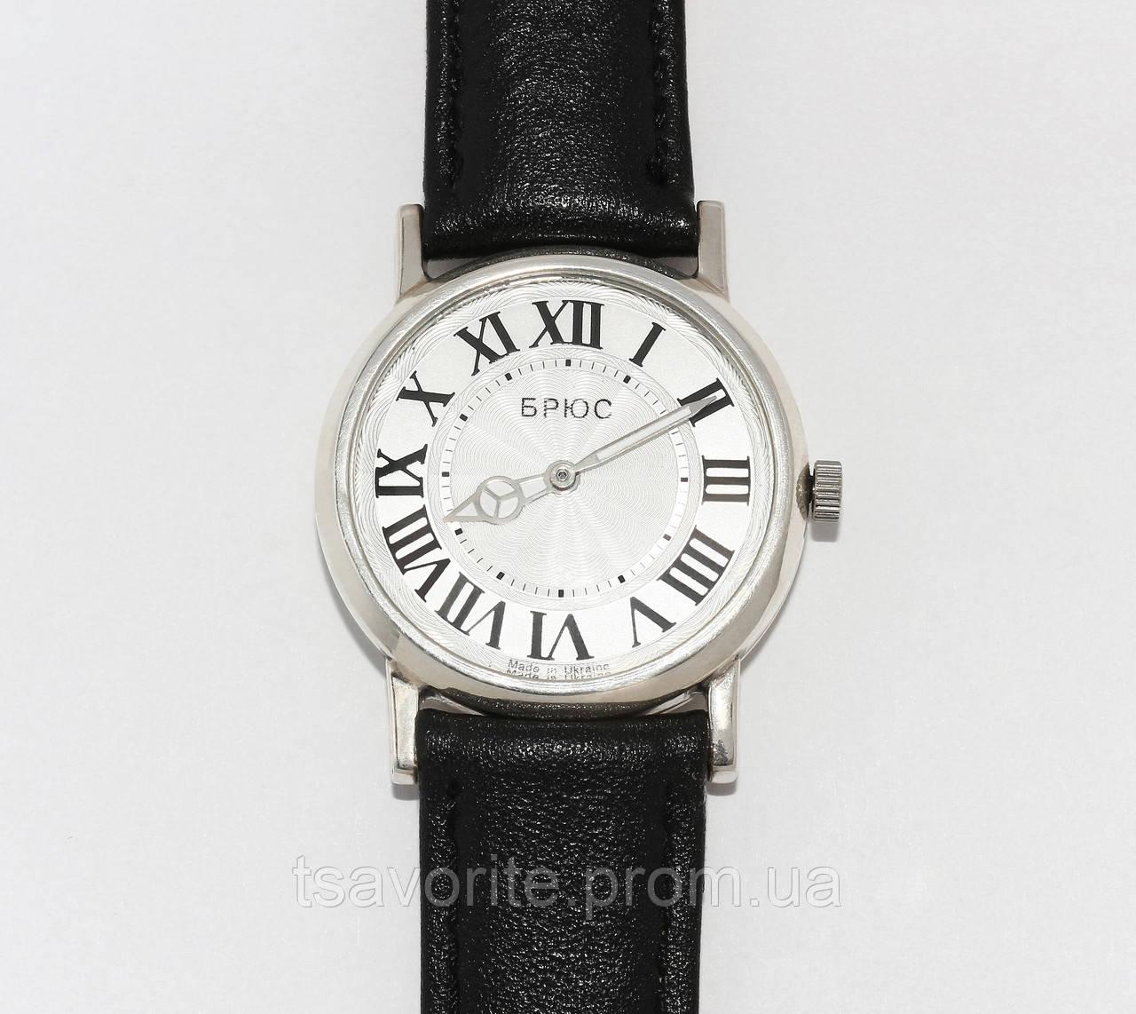Мужские серебряные часы 0545