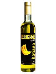 Сироп «Жовтий банан» ZAMES/Barinson 700мл, 1/9